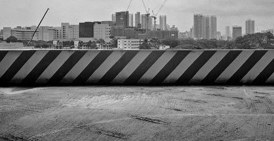 vacant carpark