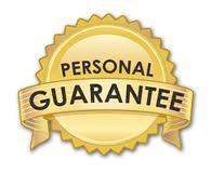 personal guarantee logo