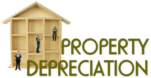 property depreciation schedule